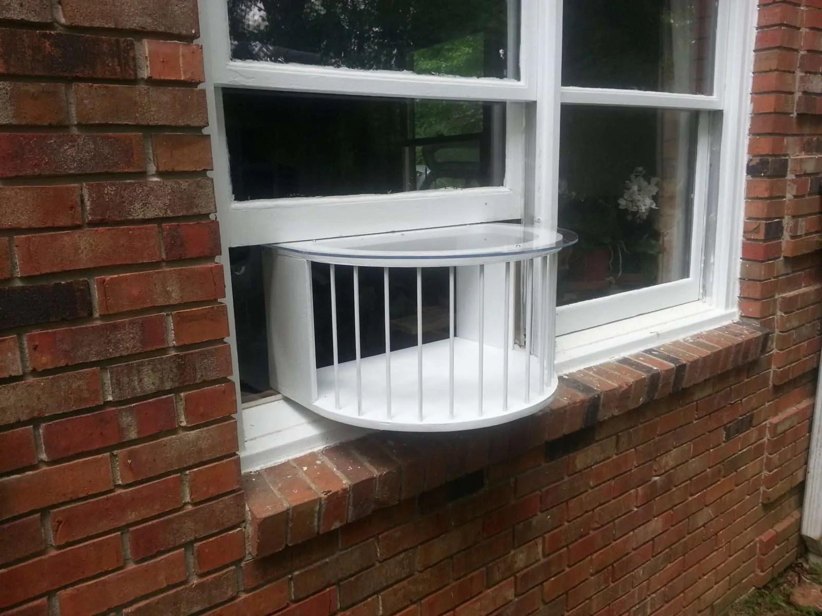 apartment balcony cat enclosure ? best balcony design ideas latest - Cat Patio Ideas