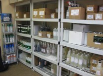 Catspit Chemicals