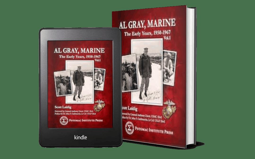 Al Gray, Marine: The Early Years 1950-1967, Vol.1
