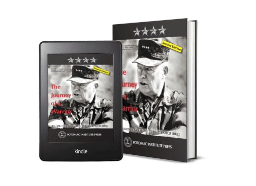 The Journey of a Warrior: The Twenty-Ninth Commandant of the U.S. Marine Corps (1987-1991): General Alfred Mason Gray, 2nd Ed. <br> (Potomac Institute Press)