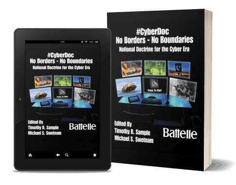 #Cyberdoc No Borders – No Boundaries<br>(Potomac Institute Press)