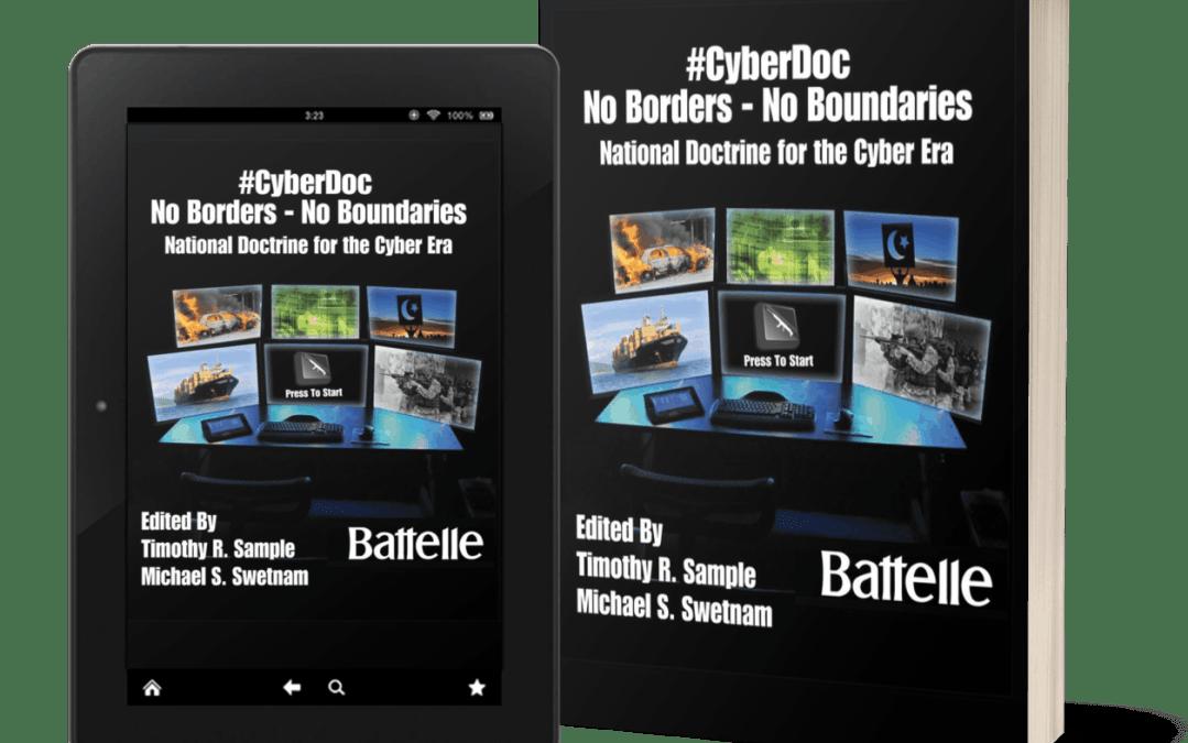 #Cyberdoc No Borders – No Boundaries(Potomac Institute Press)