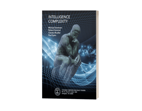 Intelligence Complexity <br>(Potomac Institute for Policy Studies)