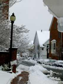 old town snow