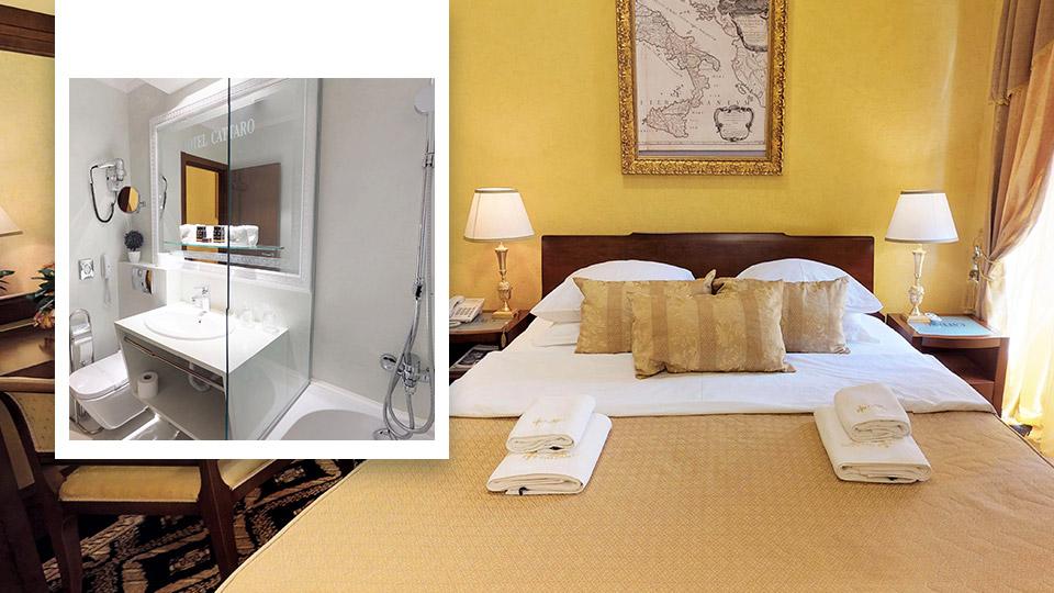 Historic Hotel Cattaro - Standard room