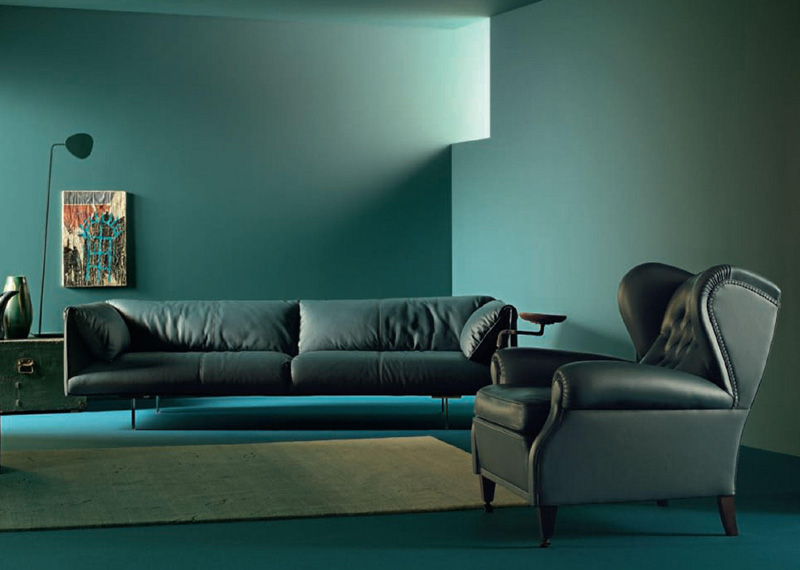 Sofa John John By Poltrona Frau Cattelan Arredamenti E