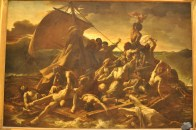 The Raft of the Medusa (1819), Théodore Géricault