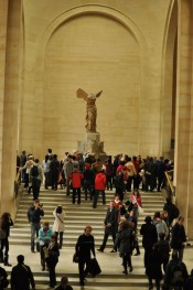 Winged Victory of Samothrace (BC 190)