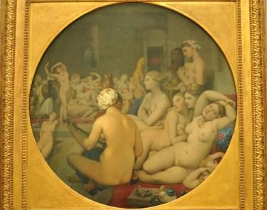 The Turkish Bath (1862), Jean-Auguste-Dominique Ingres