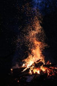 bonfire gunpowder chemistry guy fawkes
