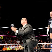 Cattie's Catch Up: Paul Heyman Proposes to RAW General Manager AJ Lee (September, 24th 2012)