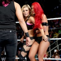 WWE SMACKDOWN RESULTS: Theres a Fire Burning in One Total Diva, And A Possible Championship Desire In Another! (March, 7th 2014)