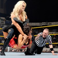 Cattie's Catch Up: AJ Lee vs Aksana On WWE NXT (November, 16th 2010)