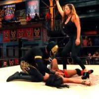 LUCHA UNDERGROUND RESULTS: The Dark Powers of Catrina Bring a Chilling Result to the Trios Championship Fight (July, 29th 2015)