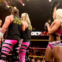 WWE NXT RESULTS: Alexa Bliss and Nia Jax Look to Take Over The Womens Division (October, 14th 2015)