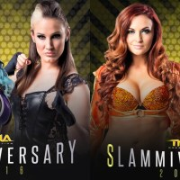 TNA SLAMMIVERSARY PREDICTIONS: Jade vs Sienna for the Knockouts Championship and Gail Kim vs Maria Kanellis-Bennett (June, 12th 2016)