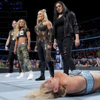 WWE SMACKDOWN RESULTS: History Made But Also Thwarted (April, 25th 2017)