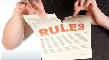 Le regole del gioco