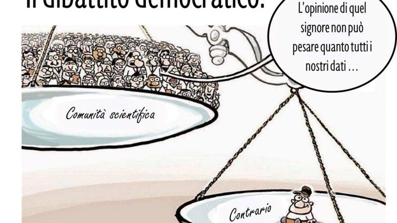 Dibattito democratico o falso confronto?