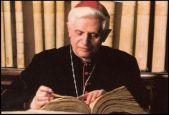 Il reverendissimo cardinale Joseph Ratzinger
