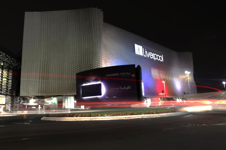 Centro comercial publicidad liverpool