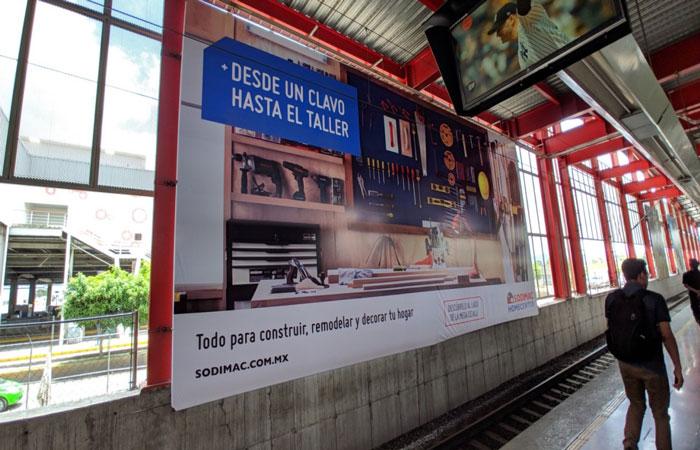 Publicidad en medios de transporte