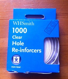 Multi-use hole re-inforcers