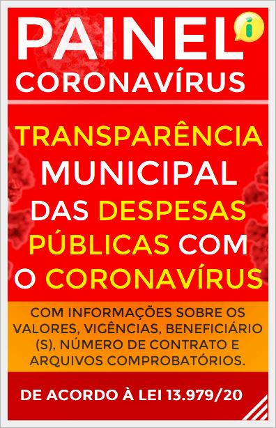 Painel Coronavírus