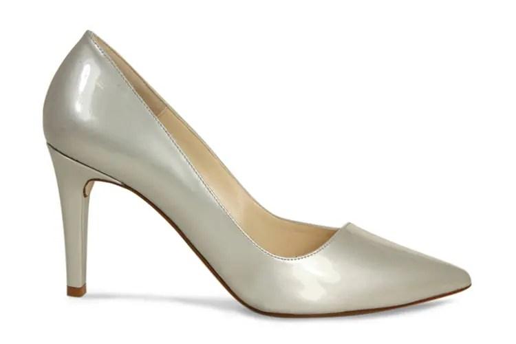 Lisa Kay London – Marilyn Silver Patent