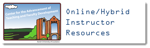 CAT+FD Online Teaching Resources logo