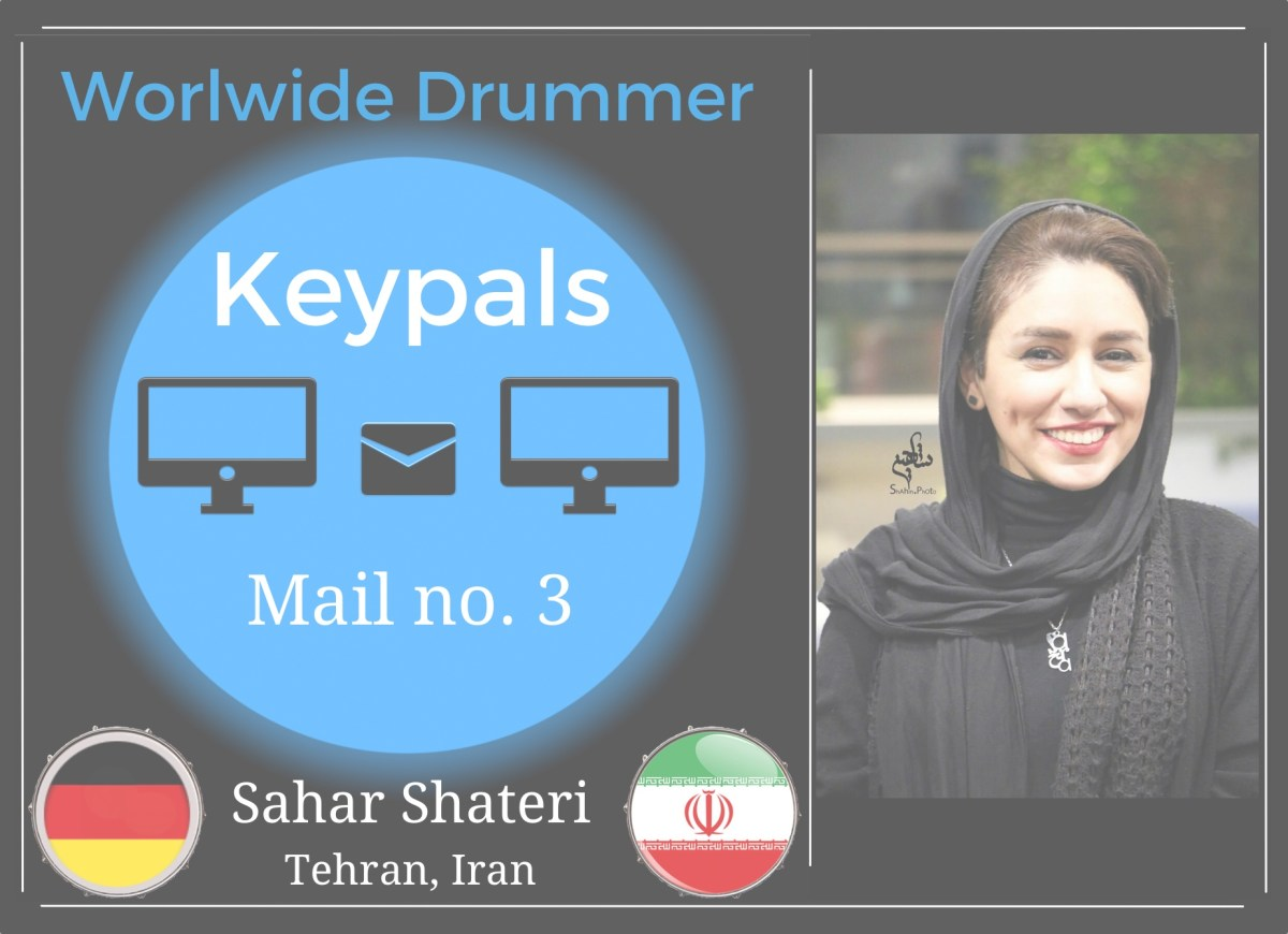 Iranian Female Drummer reports