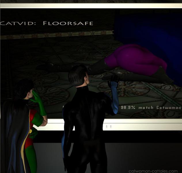 Catwoman: Floorsafe