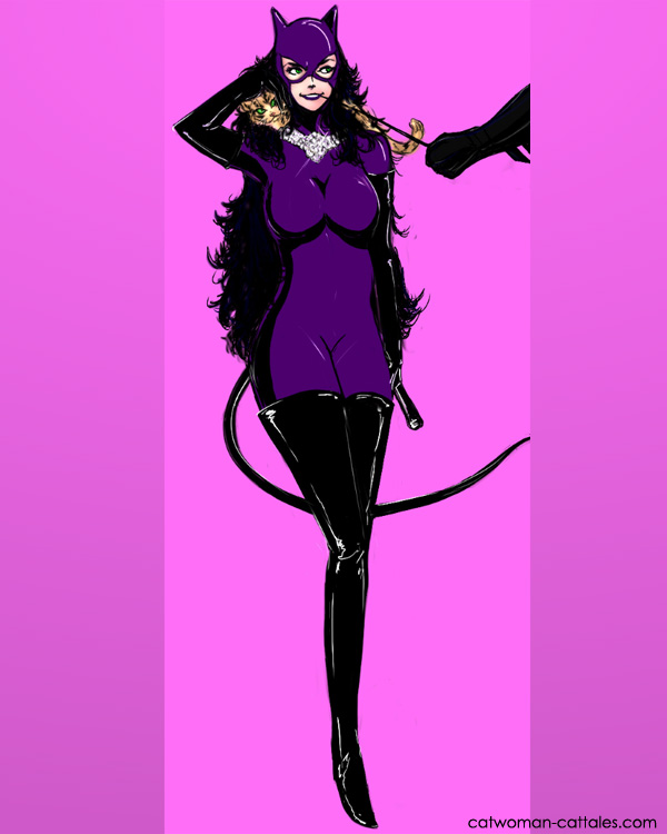 Catwoman: Whip by Atticus
