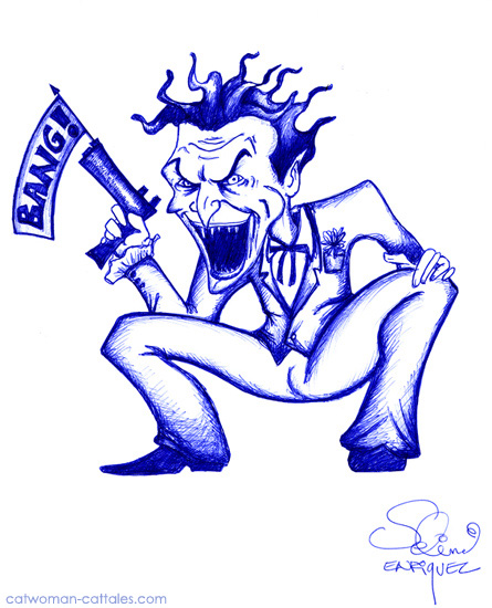 Joker by Selina Enriquez