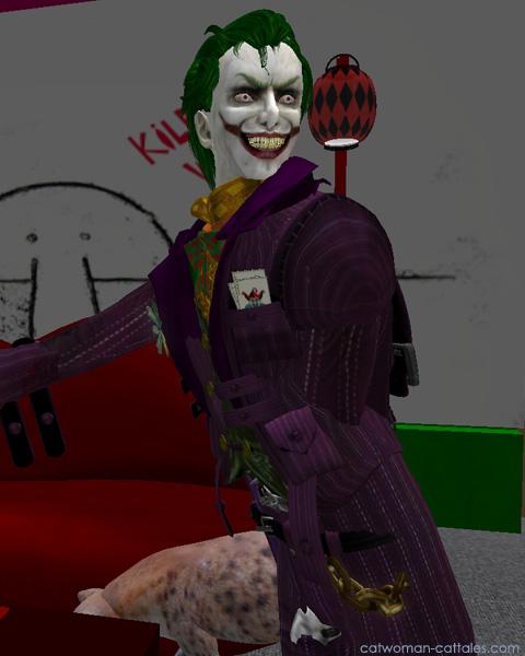 Character Portrait: Joker