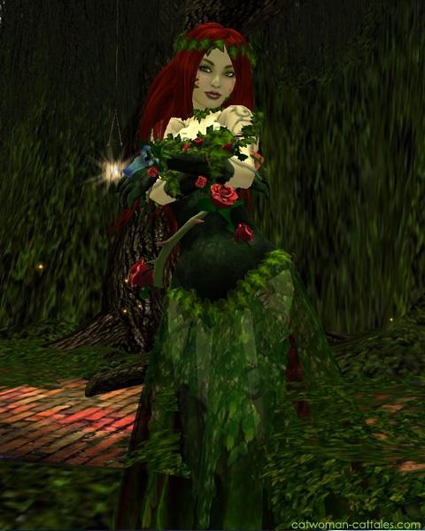 Character Portrait: Poison Ivy