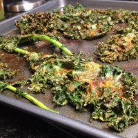 Whole Leaf Kale Chips
