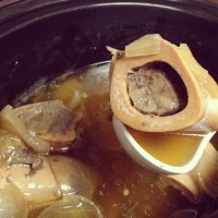Gut-Healing Bone Marrow Broth