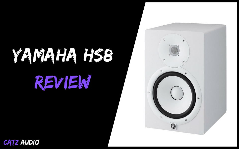 Yamaha HS8 Review