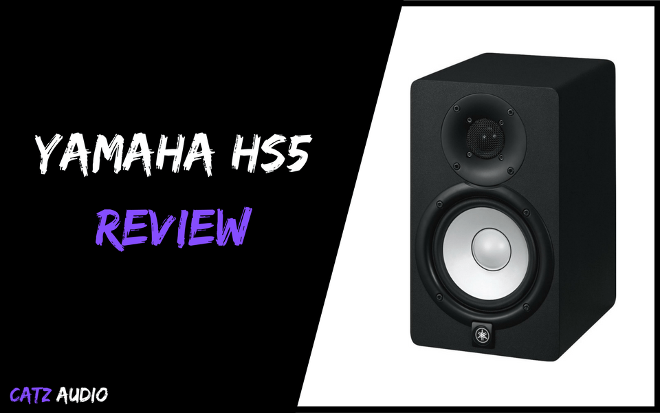 Yamaha HS5 Review