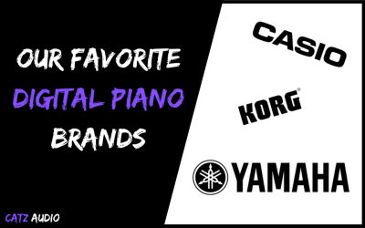 Our Favorite Digital Piano Brands