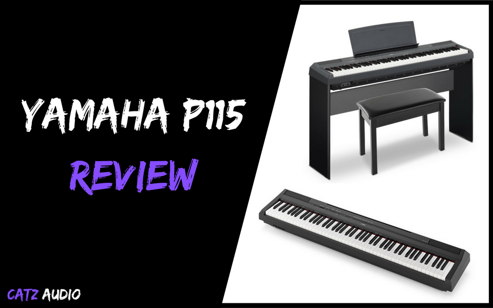 Yamaha p115 piano header