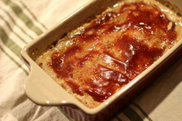 skinny turkey meatloaf recipe