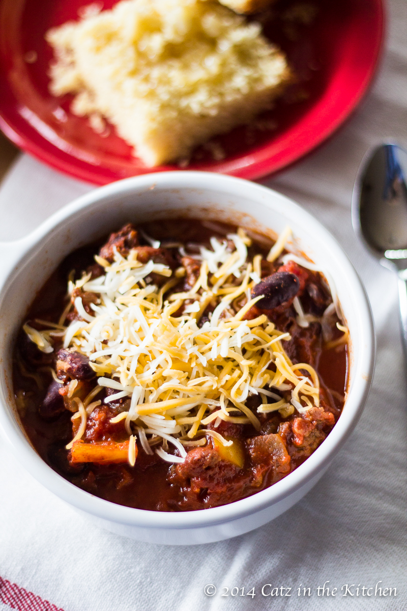 Slow-cooker Chili
