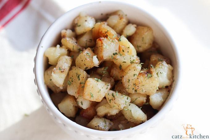 Crispy Breakfast Potatoes