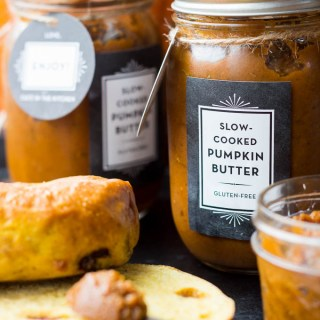 Slow-Cooker Pumpkin Butter | Catz in the Kitchen | catzinthekitchen.com | #slowcooker #pumpkin