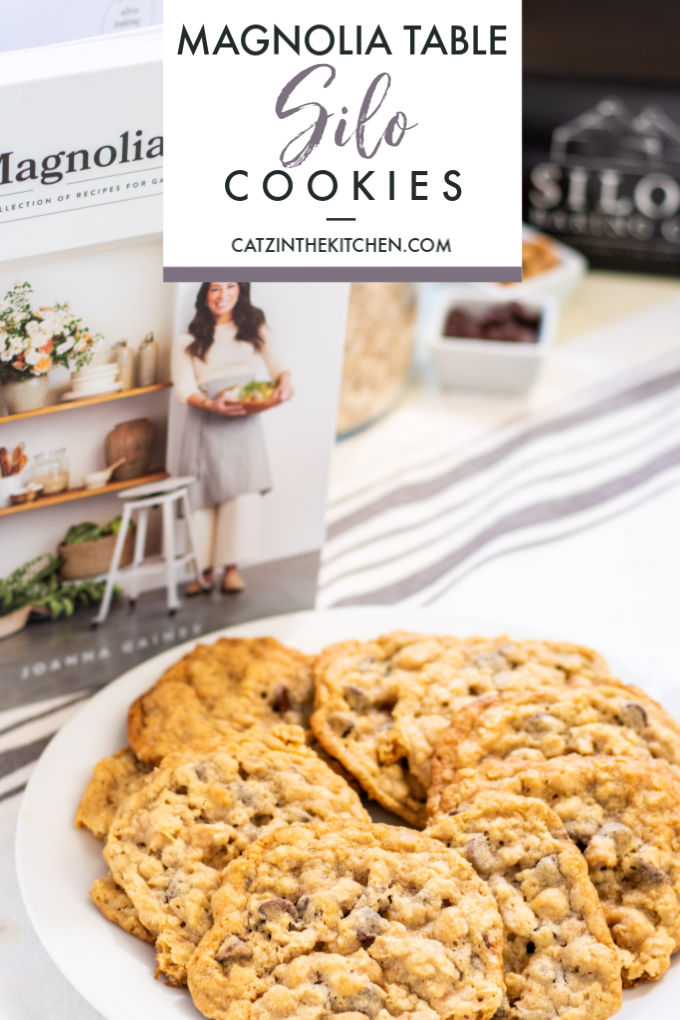 From Volume 2 of Joanna Gaines' cookbook, these Magnolia Table Silo Cookies are not only outrageously good, they are full of memories for our family!