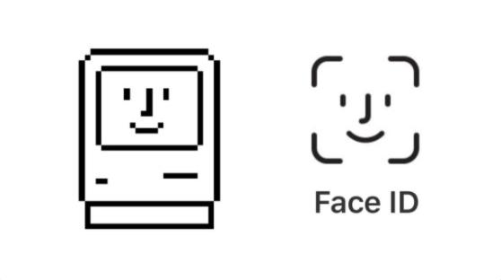 FaceID Icon Looks Familiar