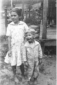 Ivaudill and Winfred Caudill