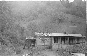 "Caudill House ""up Sizemore"" KY"
